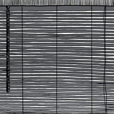 'Draw The Blinds' © Ben Rowe 2008