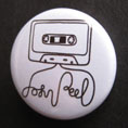 'Peel Tape' badge © Ben Rowe 2010