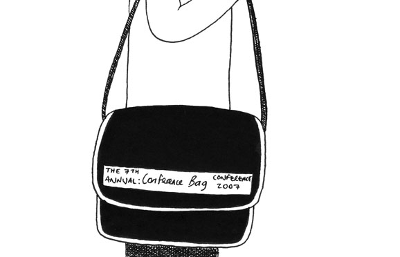 'The Conference Bag Conference Bag' © Ben Rowe 2007
